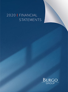 The Group's 2020 Financial Statements