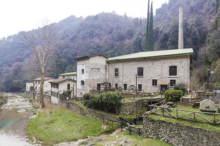 Riapre il Museo della Carta a Toscolano