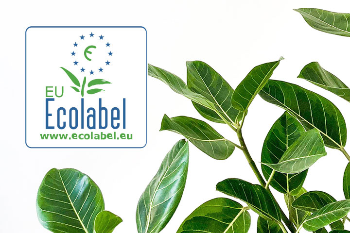 The paper mills of Villorba and Lugo di Vicenza are in the process of obtaining EU Ecolabel certification